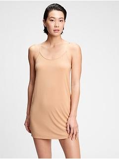 Truesleep Essential Slip Dress in Modal