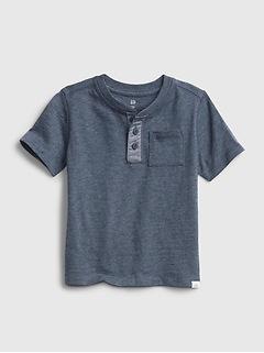 Toddler Henley T-Shirt