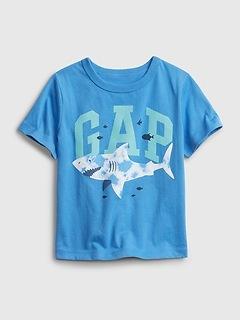 Toddler 100% Organic Cotton Mix and Match Gap Logo T-Shirt