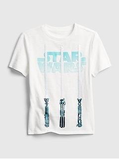 T-shirt à motif interactif babyGap | Star Wars™