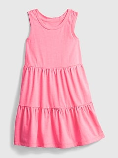 Toddler Tiered Dress