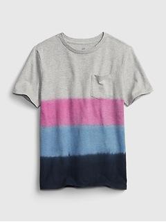 Kids Dip-Dye T-Shirt