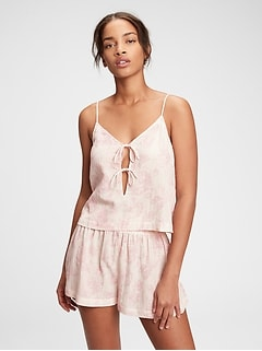 Dreamwell Tie-Front Cami