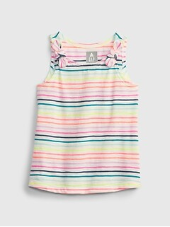 Toddler Bow-Tie Tank Top