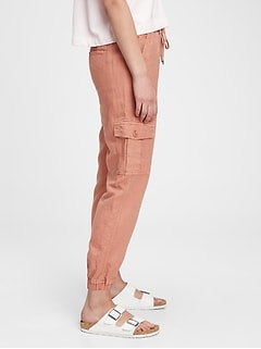 Cargo Joggers with Washwell™
