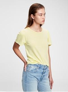 T-shirt à manches flottantes