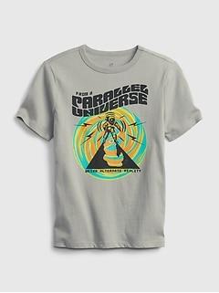 T-shirt en coton biologique à imprimé pour Tout-petit
