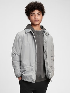 Teen 100% Recycled Polyester Jacket