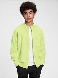 Teen Mockneck Sweatshirt