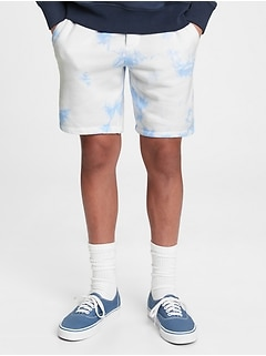 Teen Tie-Dye Everyday Pull-On Shorts