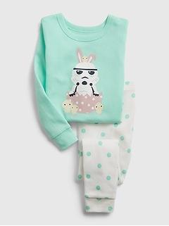 babyGap | Star Wars™ Easter Graphic 100% Organic Cotton PJ Set
