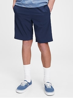 Teen Recycled Quick-Dry Shorts
