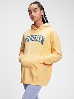 Teen Oversized Tunic Sweatshirt