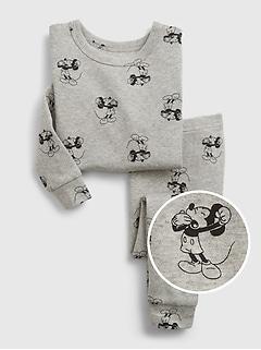 Pyjama en coton biologique Mickey Mouse Disney | babyGap