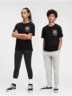 The Gap Collective Black History Month Teen 100% Organic Cotton T-Shirt