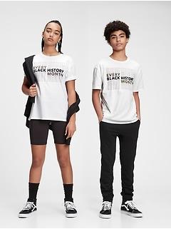T-shirt Mouvement Gap en l'honneur du Mois de l'histoire des Noirs