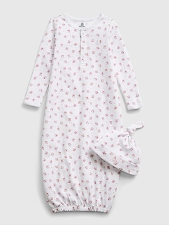 Ensemble de robe de nuit à imprimé à fleurs babyGap