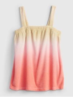 Kids Towel-Knit Tank Top
