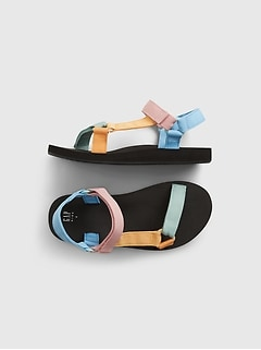 Kids Velcro Strap Sandals