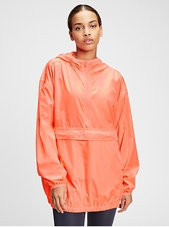 Recycled Packable Anorak