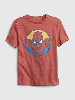 GapKids | Marvel Interactive Graphic T-Shirt