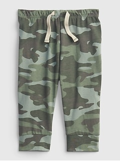 Baby 100% Organic Cotton Mix and Match Pull-On Pants