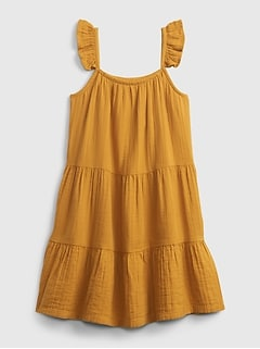 Kids Tiered Dress