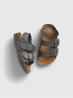 Toddler Buckle Sandals