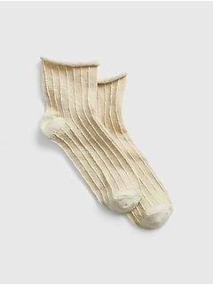 Towel Terry Crew Socks