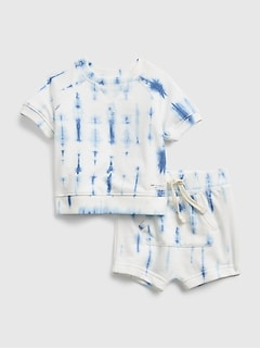Baby Tie-Dye Outfit Set