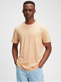 Organic Cotton Pocket T-Shirt