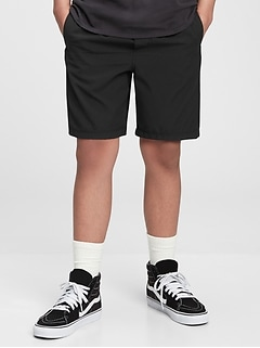 Teen Recycled Liner Pull-On Shorts