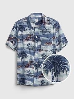Kids Print Shirt