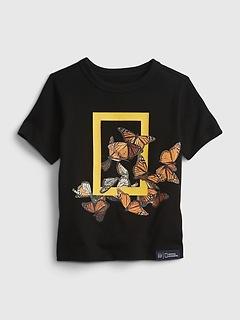 T-shirt à imprimé du National Geographic | babyGap