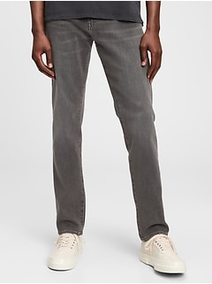 Soft Wear Slim Jeans With Washwell™