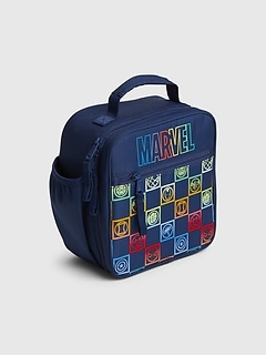 GapKids   Marvel Graphic Recycled Polyester Lunchbag