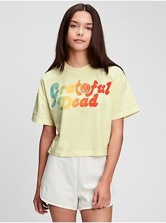 Teen | Band Graphic Boxy T-Shirt