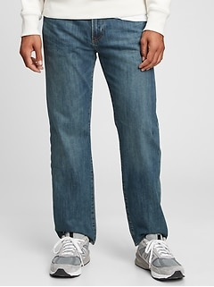 Relaxed Jeans With Washwell™