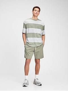 Jersey Pull-On Shorts