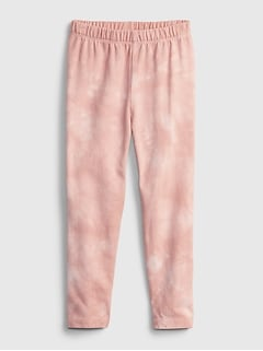 Toddler Organic Cotton Print Leggings