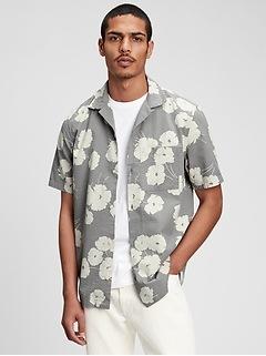 Resort Print Shirt