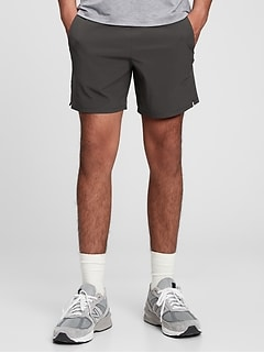 GapFit Recycled Running Shorts