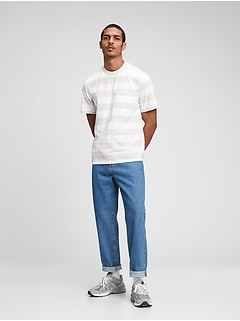 GapFlex Relaxed Taper Jeans with Washwell™