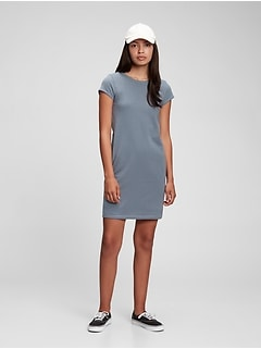 Teen Ribbed Dress