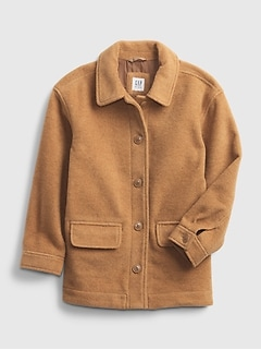Kids Boucle Jacket