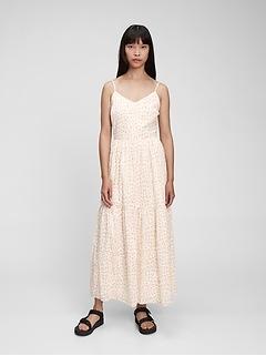 Cami V-Neck Maxi Dress