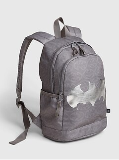 GapKids | DC™ Batman Recycled Polyester Junior Backpack