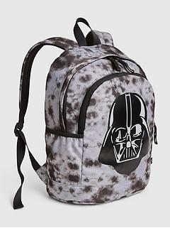 GapKids $#124 Star Wars™ Darth Vader Recycled Polyester Tie-Dye Senior Backpack