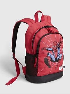 GapKids | Marvel Spider-Man Recycled Polyester Junior Backpack