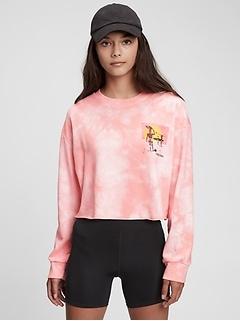 Teen   Endless Summer Cropped T-Shirt